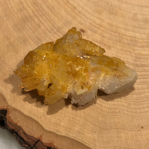 Citrine Crystal - Crystal - AlphaVariable