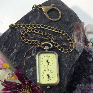 Dual Time Zone Pocket Watch - PocketWatch - AlphaVariable