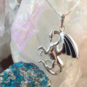Dragon Necklace - Necklace - AlphaVariable