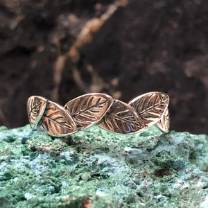 Leaf Wreath Ring - Ring - AlphaVariable