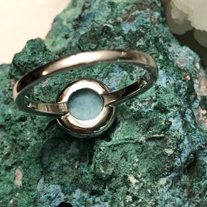 Larimar Ring - Ring - AlphaVariable