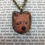 Bear Necklace - Necklace - AlphaVariable