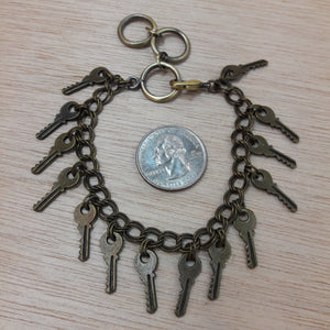 Key Bracelet - Bracelet - AlphaVariable
