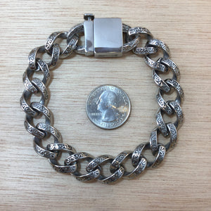 Stainless Steel Bracelet - Bracelet - AlphaVariable