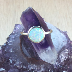 Opal Ring - Rings - AlphaVariable