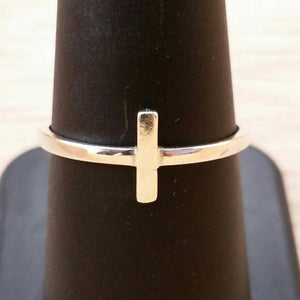 Sterling Silver Ring - Sterling Silver Rings - AlphaVariable