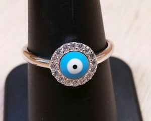 Evil Eye Ring - Ring - AlphaVariable