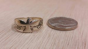 Bird Ring - Ring - AlphaVariable