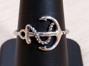 Anchor Ring - Ring - AlphaVariable
