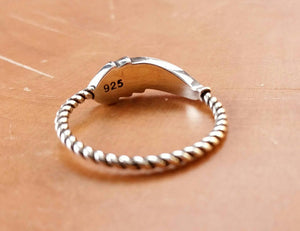 Feather Ring - Ring - AlphaVariable