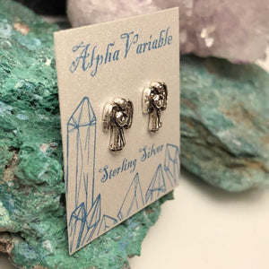 Angel Earrings - Earrings - AlphaVariable