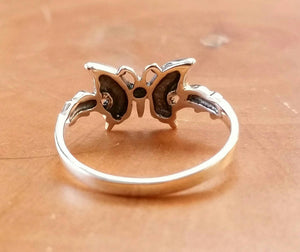 Butterfly Ring - Ring - AlphaVariable