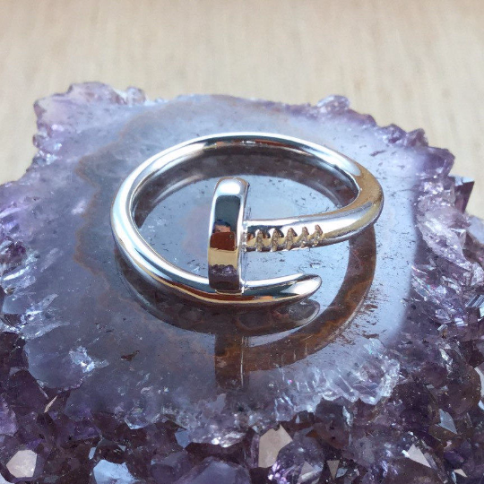 Nail Ring - Ring - AlphaVariable