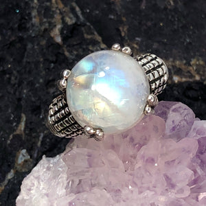 Moonstone Ring -  - AlphaVariable