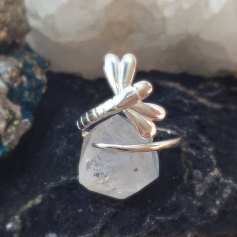 Dragonfly Ring -  - AlphaVariable