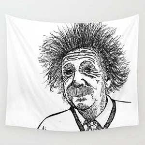 Einstein Tapestry -  - AlphaVariable