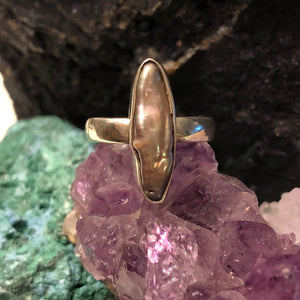 Pearl Ring - Ring - AlphaVariable