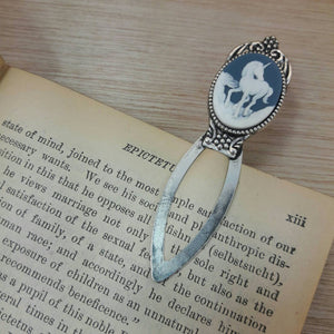 Unicorn Bookmark - Bookmark - AlphaVariable