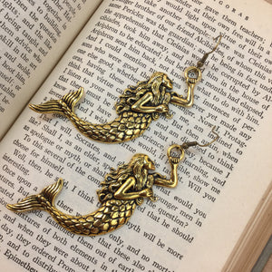 Mermaid Earrings - Earrings - AlphaVariable