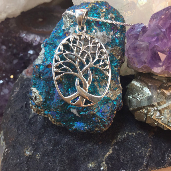 Tree of Life Necklace - Necklace - AlphaVariable