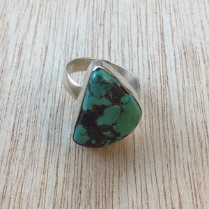Turquoise Ring - Turquoise Ring - AlphaVariable