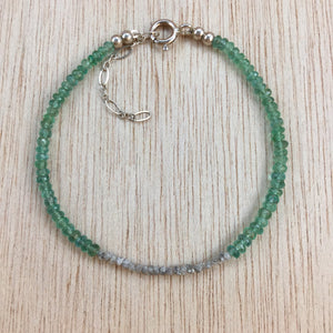 Emerald Diamond Bracelet - Bracelet - AlphaVariable