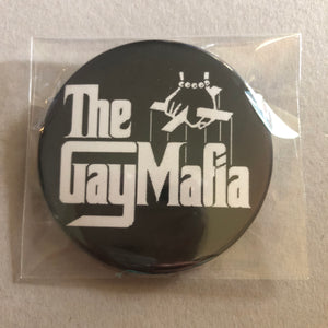 The Gay Mafia + 500 DQS Button Bundle