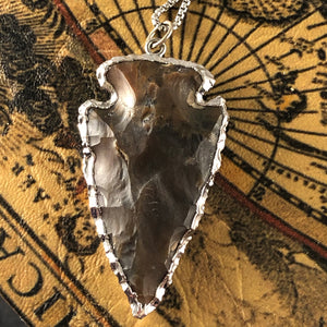 Arrowhead Necklace