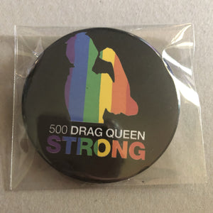 500 Drag Queen Strong Button Bundle - Button - AlphaVariable