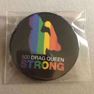 I Support Drag Queen Story Hour Button Bundle - Button - AlphaVariable