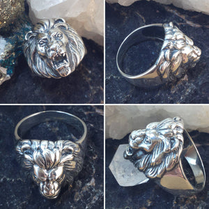Lion Ring - Ring - AlphaVariable