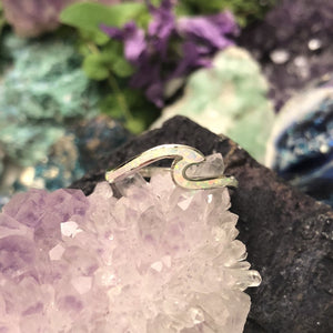 opal wave ring - Ring - AlphaVariable