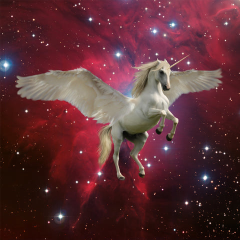 PeGASus Art Print -  - AlphaVariable