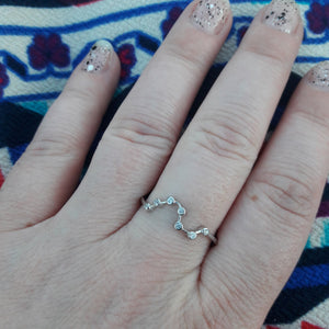 Big Dipper Constellation Ring - Ring - AlphaVariable
