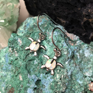 Turtle Earrings - Earrings - AlphaVariable