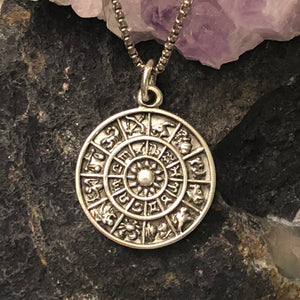 Zodiac Necklace - Necklace - AlphaVariable