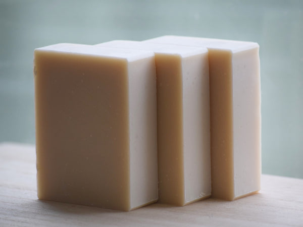 Caprine ~ Unscented Goat Milk Soap