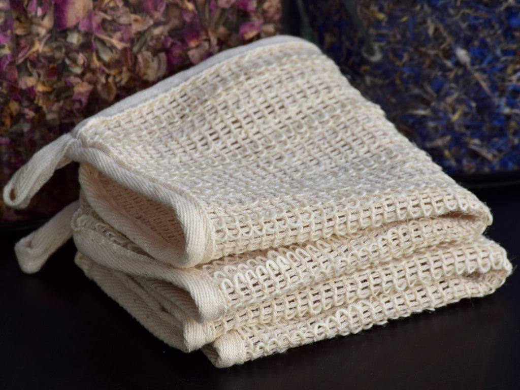 Sisal Spa Cloth