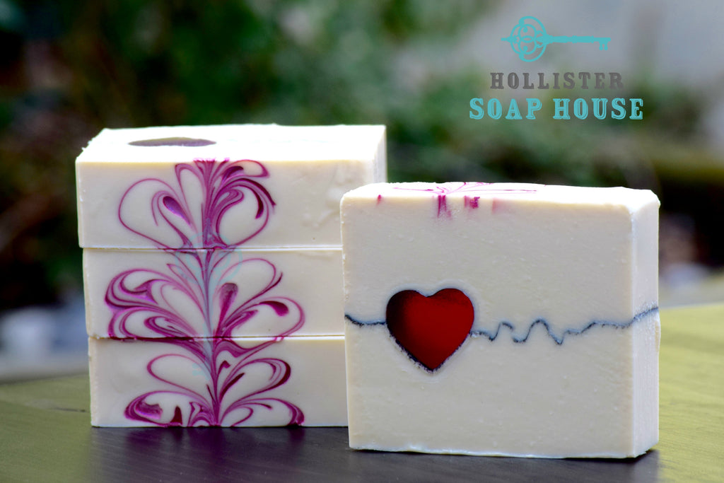 """Love Line"" Limited Specialty Artisan Soap"