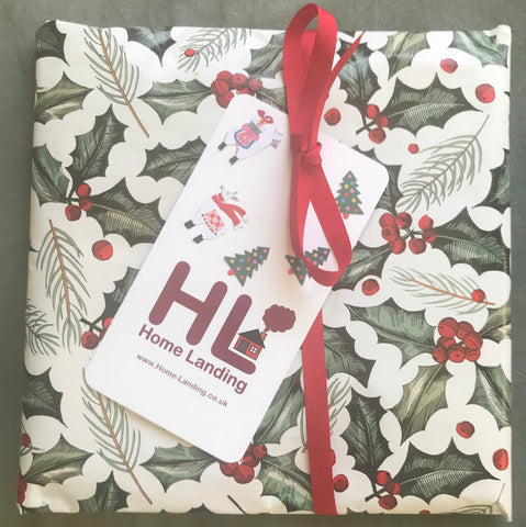 Home Landing Christmas Gift Wrap Service - Home Landing
