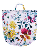 "Ulster Weavers, ""Couture Rose"" by Designers Guild, Cotton laundry bag. - Home Landing"