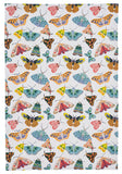 "Ulster Weavers, ""Butterfly House"", Pure cotton printed tea towel. - Home Landing"