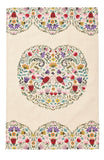 "Ulster Weavers, ""Melody"", Pure cotton printed tea towel. - Home Landing"