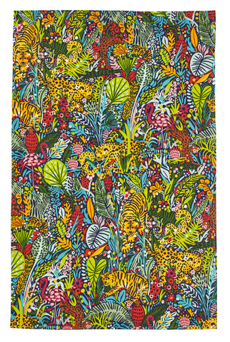 "Ulster Weavers, ""Menagerie"", Pure cotton printed tea towel. - Home Landing"