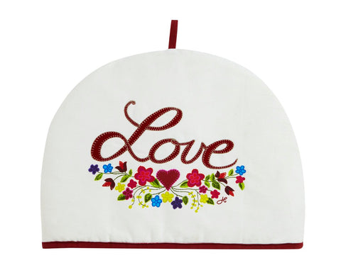 "Ulster Weavers, "" Boho Love"" by Jan Constantine, Tea cosy - Home Landing"