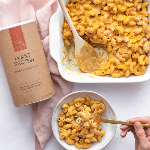 vegan mac and cheese