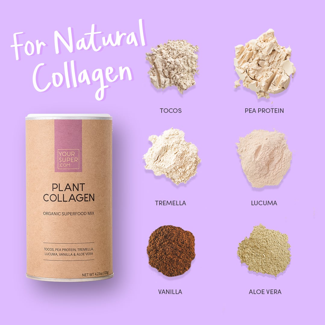 Your Superfoods Superfood Mix Single Mix Plant Collagen Mix
