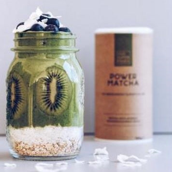 Power Matcha Smoothie