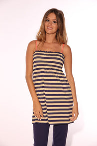 BUSTIER KC COOLMAX STRIPES