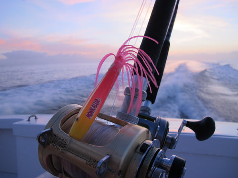 Tequila Sunrise Monkalur all set and ready for offshore fishing